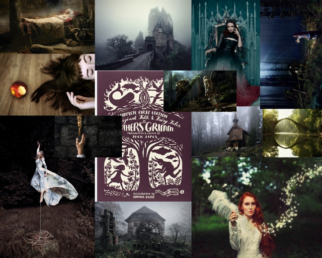 Brothers Grimm - Moodboard 6